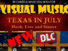 """NEW DLC – Texas In July-""""Hook, Line and Sinner"""" – Rock Band 4 Full Band"""